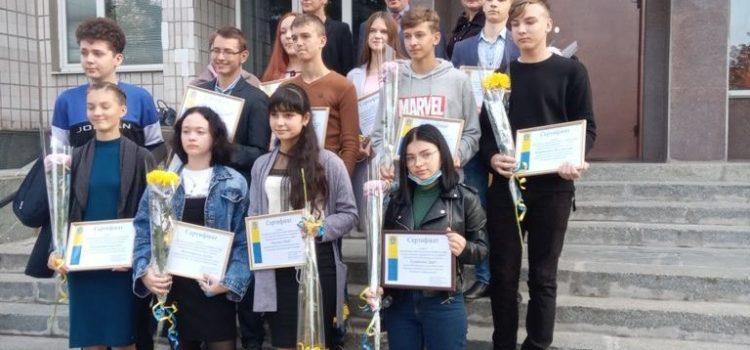 Вітаємо лауреатів районної премії