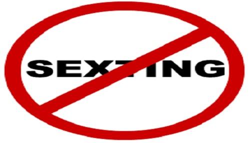 #Stop Sexting